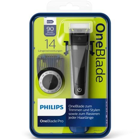 Philips OneBlade QP6520/20 zastřihovač vousů - POŠKOZENÝ OBAL