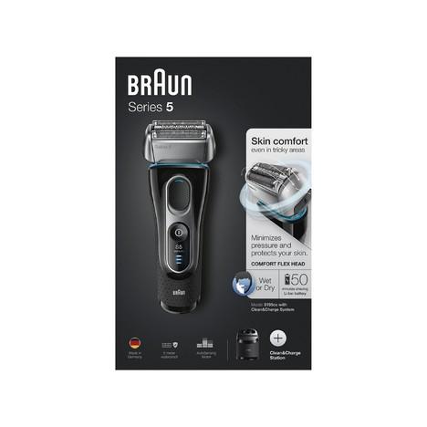 Braun Series 5 5195cc Wet&Dry holicí strojek