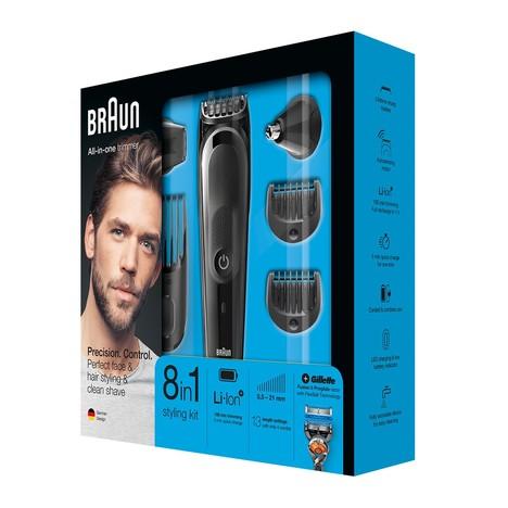 Braun All-In-One MGK5060 zastřihovač vlasů a vousů