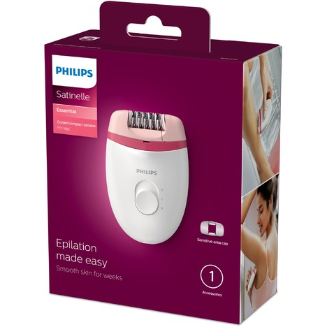 Philips Satinelle Essential BRE235/00 epilátor