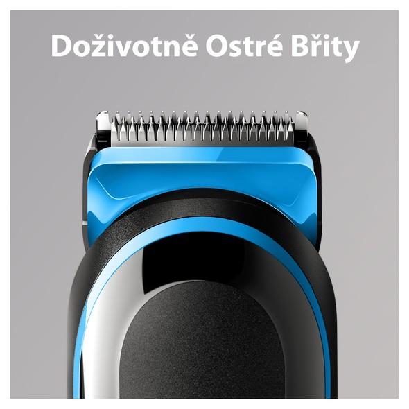 Braun All-in-one trimmer MGK5045 zastřihovač vlasů a vousů
