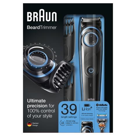 Braun Beard Trimmer BT5040 zastřihovač vousů a vlasů