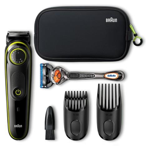 Braun BT3941 zastřihovač vousů a vlasů