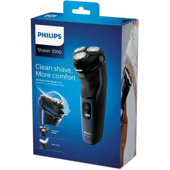 Philips Shaver 3000 S3134/51 holicí strojek