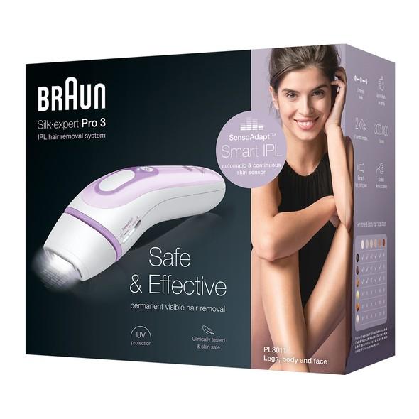 Braun Silk-expert Pro 3 PL3011 IPL epilátor