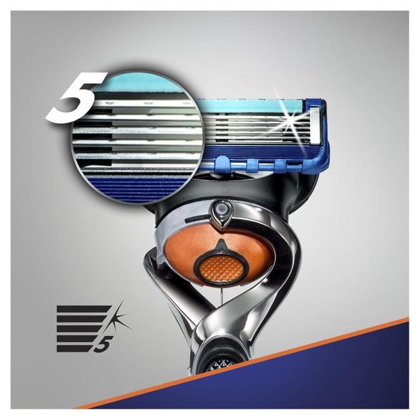 Gillette Fusion 5 ProGlide FlexBall dárkový set v kosmetické tašce