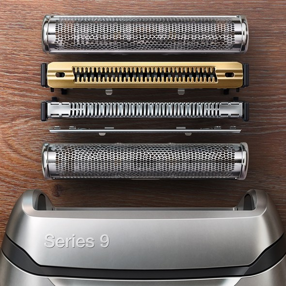 Braun Series 9 9350s Wet&Dry holicí strojek