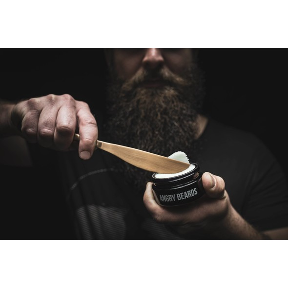 Angry Beards Balm Carl Smooth balzám na vousy 50 ml