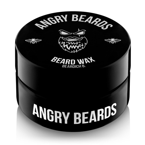 Angry Beards Wax vosk na vousy 30 ml