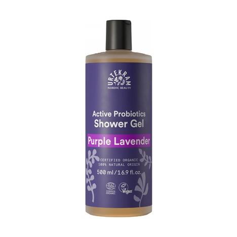 Urtekram Shower Gel Purple Lavender sprchový gel 500 ml