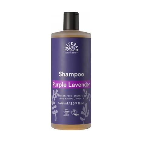Urtekram Shampoo Purple Lavender šampón na vlasy 500 ml