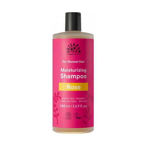 Urtekram Shampoo Rose šampon na vlasy 500 ml