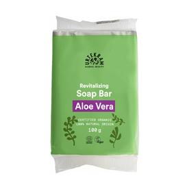 Urtekram Soap Bar Aloe Vera tuhé mýdlo 100 g