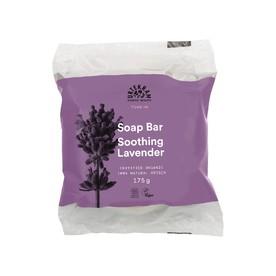Urtekram Soap Bar Purple Lavender tuhé mýdlo 175 g