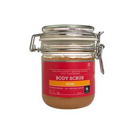 Urtekram Body Scrub Rose tělový peeling 450 g