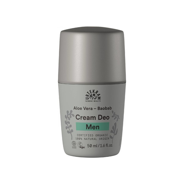 Urtekram Men kuličkový deodorant 50 ml