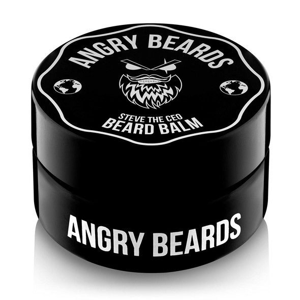 Angry Beards Balm Steve the CEO balzám na vousy 30 ml