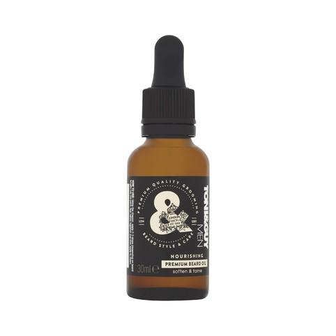 Toni&Guy Beard Oil vyživující olej na vousy 30 ml