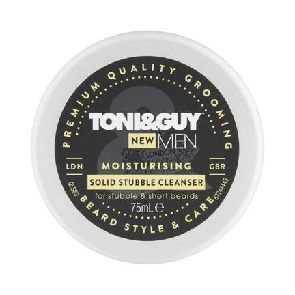 Toni&Guy Solid Stubble Cleanser čisticí krém na krátké vousy 75 ml
