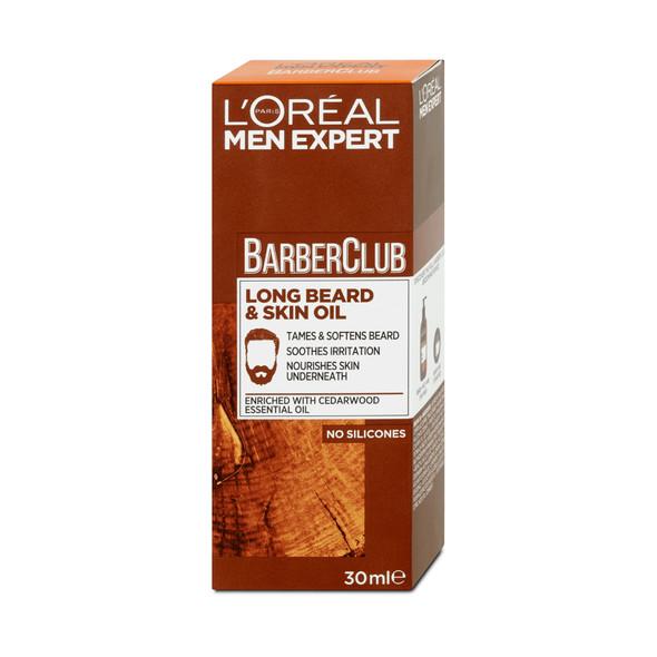 L'Oréal Men Expert olej pro plnovous a pleť 30 ml