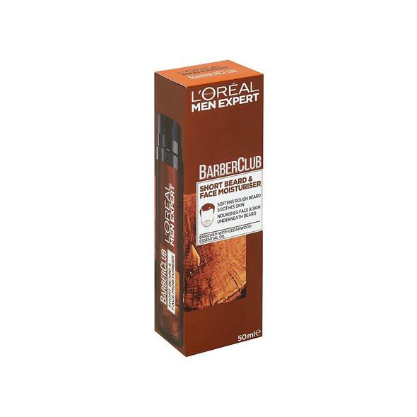 L'Oréal hydratační péče pro krátké vousy a tvář 50 ml