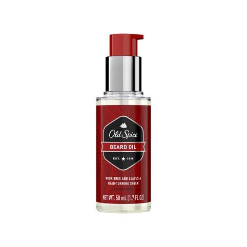 Old Spice Beard Oil olej na vousy 50 ml