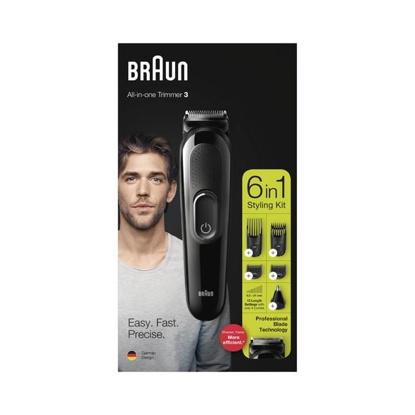 Braun MGK3220 víceúčelový zastřihovač