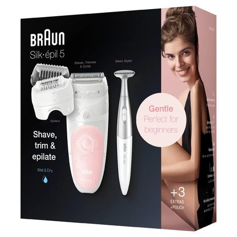 Braun Silk épil 5-820 SensoSmart Wet&Dry epilátor