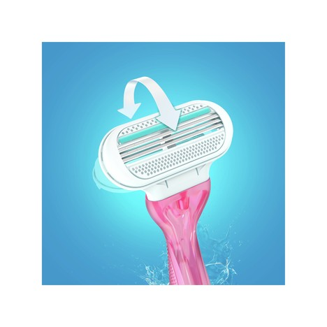 Gillette Venus Sensitive dámská jednorázová holítka 4+2 ks