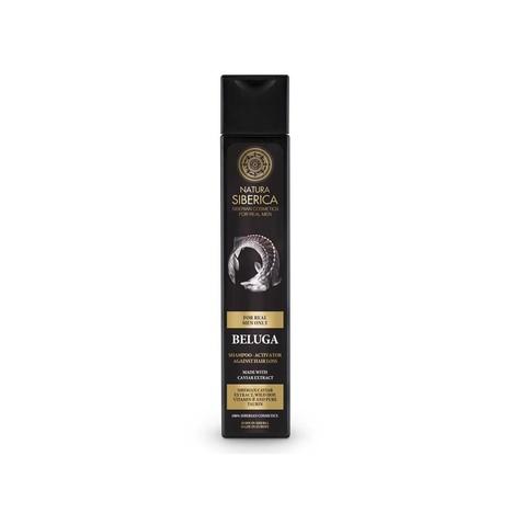 Natura Siberica For Men Shampoo Beluga šampon 250 ml