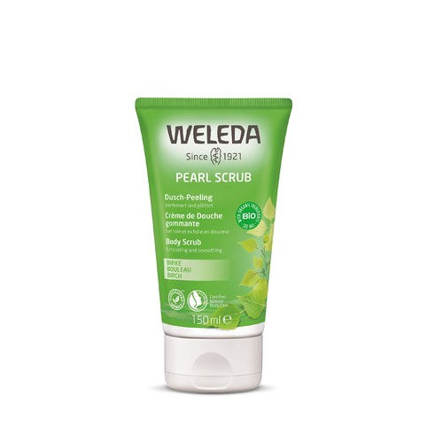Weleda Body Scrub Birch sprchový peeling 150 ml