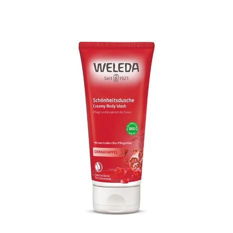 Weleda Body Wash Pomegranate sprchový krém 200 ml