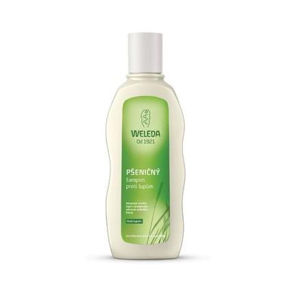 Weleda Shampoo Wheat šampon na vlasy 190 ml