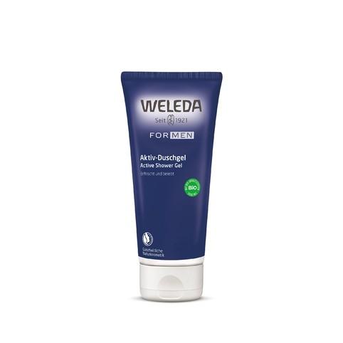 Weleda Shower Gel Men sprchový gel 200 ml