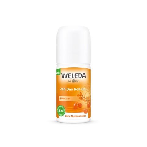 Weleda Sea Buckthorn Roll-on deodorant 50 ml