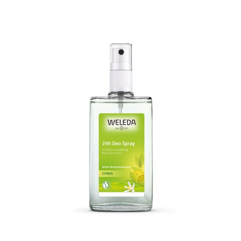 Weleda Citrus deodorant 100 ml