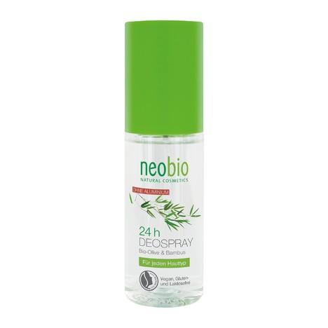 Neobio Deospray Olive & Bambus deodorant 100 ml