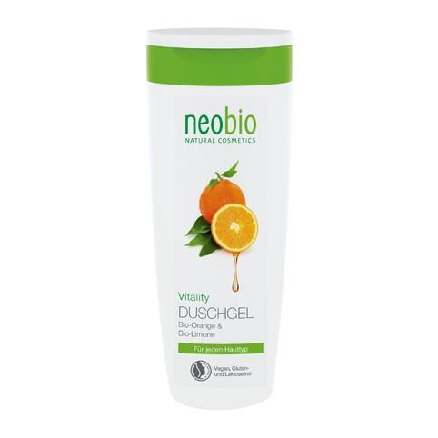 Neobio Shower Gel Vitality sprchový gel 250 ml