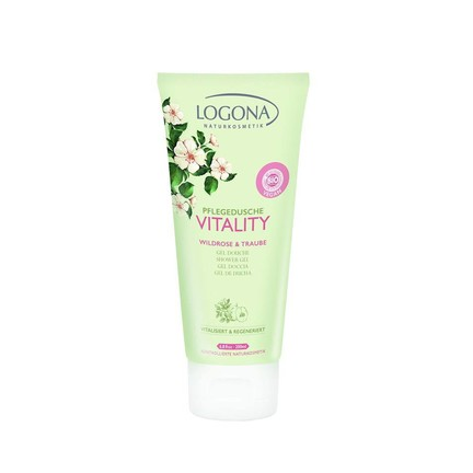 Logona Shower Gel Vitality sprchový gel 200 ml