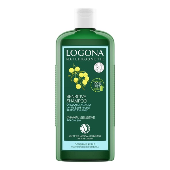 Logona Shampoo Sensitive šampon na vlasy 250 ml