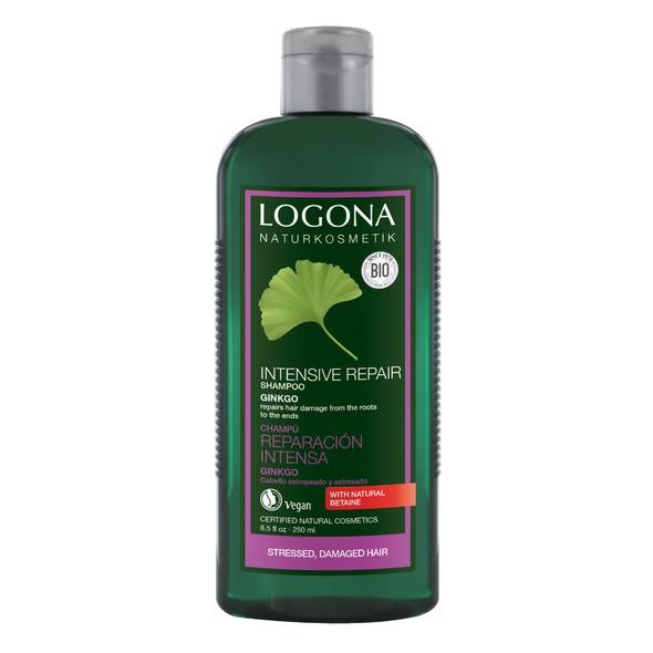 Logona Shampoo Intensive Repair šampon na vlasy 250 ml