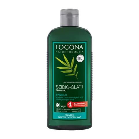 Logona Silky Smooth šampon na vlasy 250 ml