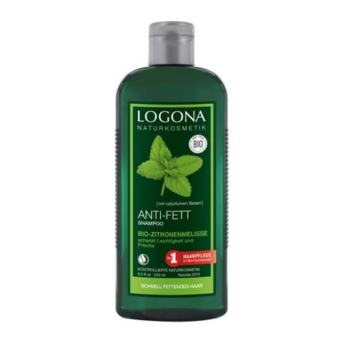 Logona Anti-Grease šampon na vlasy 250 ml