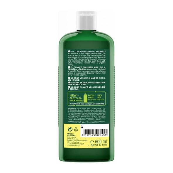 Logona Volumen šampon na vlasy 500 ml