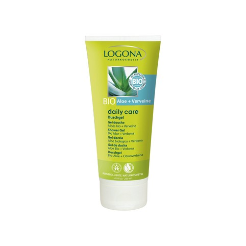 Logona Daily Care sprchový gel 200 ml