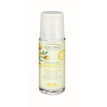 Logona Roll-on Energy deodorant 50 ml