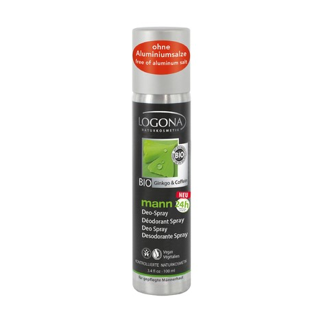 Logona Man Spray deodorant 100 ml