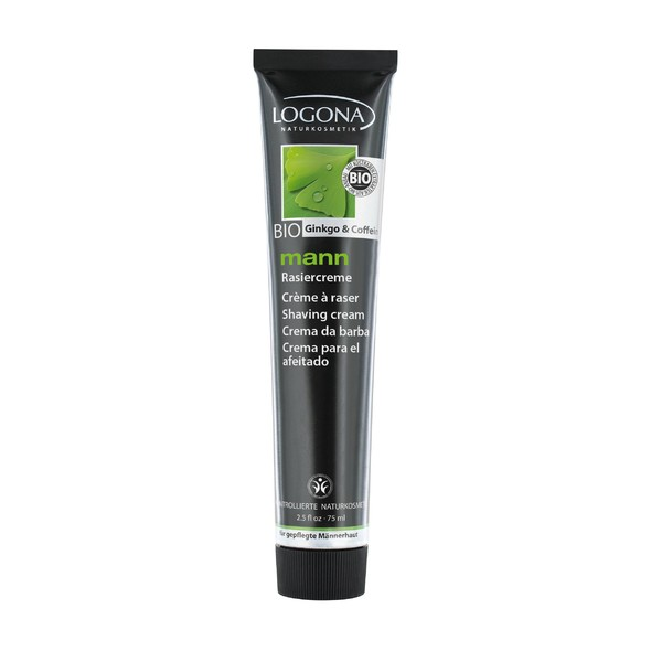Logona Shaving Cream krém na holení 75 ml