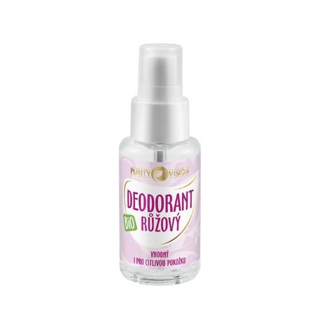 Purity Vision Rose deodorant 50 ml