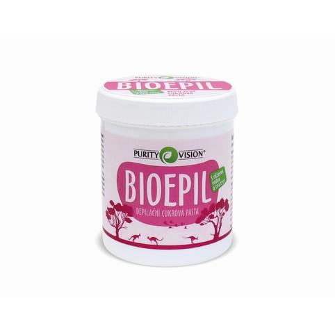 Purity Vision Bioepil depilační cukrová pasta 400 g